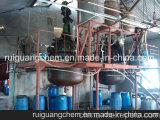 Detergente para la impresión de materia textil