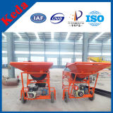 沖積Gold Small Gold Concentrator、Mini Gold Separator、Small Gold MineのMobile Mining Machine