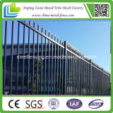 Frontière de sécurité en acier galvanisée par garantie carrée de pipe pour le site commercial