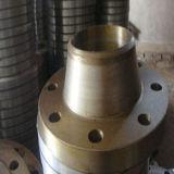 Bride de pipe de Wn d'acier inoxydable de norme ANSI