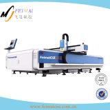 Faser-Laser-Ausschnitt-Maschine für Eisen-Blatt