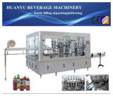 Máquina de enchimento de suco de frutas automática completa