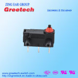 Commutateur micro imperméable à l'eau d'oreille de Zing mini, commutateur du micro 5A250V