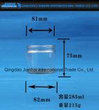 Cristalería del grabado para las salmueras y el atasco