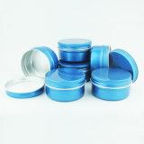 100ml 알루미늄 장식용 크림 단지 (NAL0105)