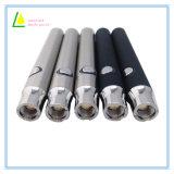 Kundenspezifische Noten-Feder-verschiedene Spannungs-Vorwärmen Cbd Tasten-Batterie des Firmenzeichen-510