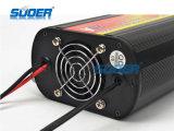 Carregador de bateria cobrando trifásico esperto da modalidade da indicação digital 10A 12V de Suoer (SON-20)