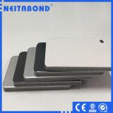 最もよい価格PVDFは塗った4mmの外部アルミニウム複合材料(NEITABOND)に