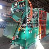 ゴム製シートの冷却機械、バッチ冷却機械