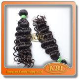 브라질 사람의 모발을 길쌈하는 도매 머리