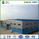 Entrepôt facile élevé compliqué de structure métallique de construction de Qualtity
