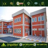 Edificio per uffici d'acciaio prefabbricato economico