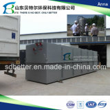 400tons / Day Dairy Processing Planta de tratamento de esgoto, 20 anos de experiência