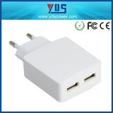 5V 2A 2 USB 벽 충전기 여행 접합기 빠른 충전기