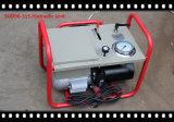 Máquina do soldador do tubo do HDPE de Dn90-315mm