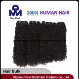 Extensão indiana de venda quente do cabelo do Weave do cabelo Curly do cabelo de Remy