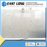 Камень кварца Tce популярного сляба камня кварца Calacatta искусственного белый