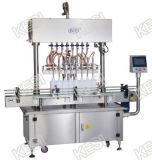 Máquina de rellenar líquida automatizada de la botella