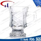 160ml de populaire Mok van de Thee van het Glas van het Ontwerp (CHM8166)