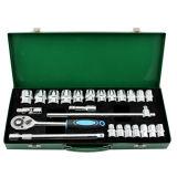Комплект инструмента гнезда высокого качества 28PCS с гибкой ручкой