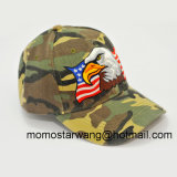 Бейсбольная кепка высокого качества с логосом Mbrodery орла