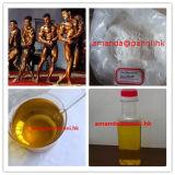 Polvere iniettabile di Bodybuildy Drostanolone Enanthate dell'olio di Masteron per il ciclo steroide
