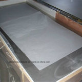 Feuille pure de molybdène d'approvisionnement direct d'usine avec la surface lumineuse laminée à froid
