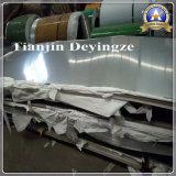 Qualité principale de plaque/feuille 202 d'acier inoxydable