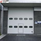 Porta deslizante secional industrial enorme da garagem do armazém da qualidade superior