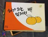 Коробка горячего сбывания 2016 Corrugated для фруктового сока
