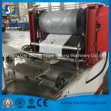Máquina de la fabricación de papel de tejido de la servilleta en el papel vivo del convertido del papel higiénico