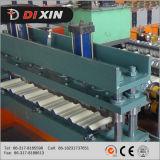 Feuille en aluminium ondulée de toit faisant la machine