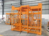 2t Capacity Industrial Elevator Double Cages Construction Hoist