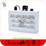 クリスマス12W LEDのストロボの軽い段階の装飾