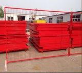 загородка конструкции панели загородки 6 ' x10'temporary
