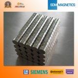 De concurrerende Magneet van de Schijf van het Neodymium van de Zeldzame aarde N42m