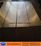 Corrugated гальванизированная стальная плитка крыши
