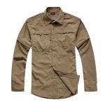عسكريّة تكتيكيّ قميص [أوف-ترتمنت] منافس من الوزن الخفيف