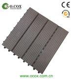 목제 플라스틱 합성 Decking 도와 내부고정기 옥외 Decking 갑판 도와