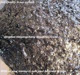 Os tijolos de carbono da magnésia usaram o pó cristalino natural +895 da grafita de floco, +195,