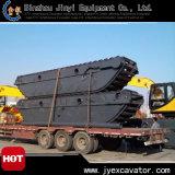 Excavatrice hydraulique amphibie avec le ponton Jyp-140