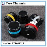 Mini altavoz estéreo de Bluetooth con la función micro del SD FM (STD-M323)