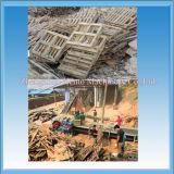 釘の熱い販売のための木製の粉砕機機械