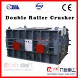 Beste Felsen-Zerkleinerungsmaschine-Doppelt-Rollen-Zerkleinerungsmaschine für die Zerquetschung des Felsens
