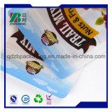 di alluminio a prova d'umidità che condice il sacchetto di plastica