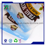 Bolsa de plástico de tempero de folha de alumínio resistente à humidade