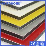 PE/PVDF het Samengestelde Comité van het aluminium van Fabriek Linyi