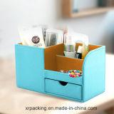 Коробка ткани прямоугольника кожаный для гостиницы/офиса/Guestroom
