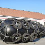 Furgão pneumático flutuante de borracha de navio