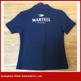 Nuova camicia di polo su ordinazione alla moda alla moda di golf del Mens da vendere (P128)